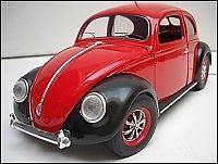 Tuning 1:18 - ein roter Käfer startet durch - 500 PS !! | eBay
