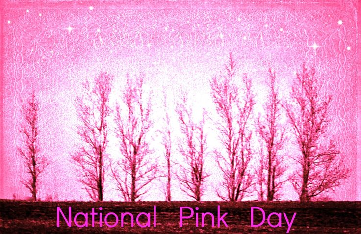 #MJB Pretty-N-Pink makes me Happy #NationalPinkDay is June 23rd #Exciting Oh Happy Day there is a Pink Day ♡Love it's Love♡