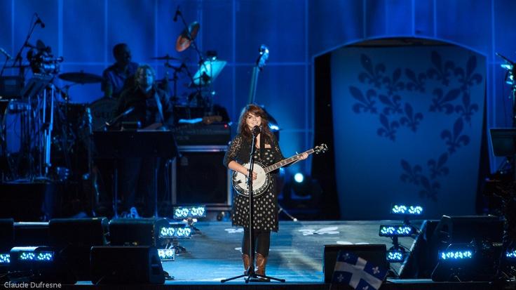 Photo : Zoomshow Le grand spectacle de la fête nationale du Québec dans la capitale - 2012