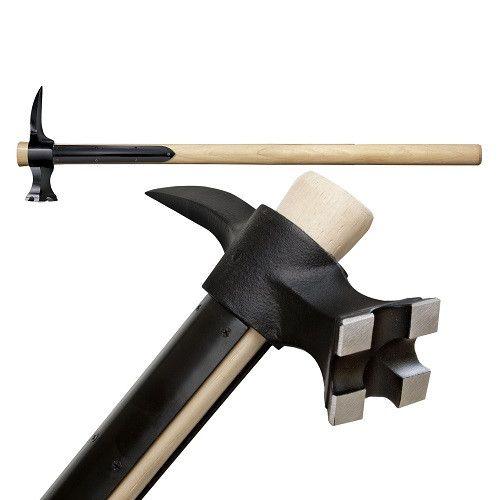 Cold Steel War Hammer - 90WHA молоток насадити на велику ручку, - куди там биті. Ніякий беркут не встоїть.