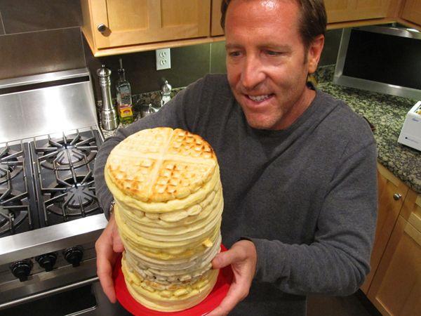 Top Secret Recipes   Kellogg's Eggo Waffles Copycat Recipe