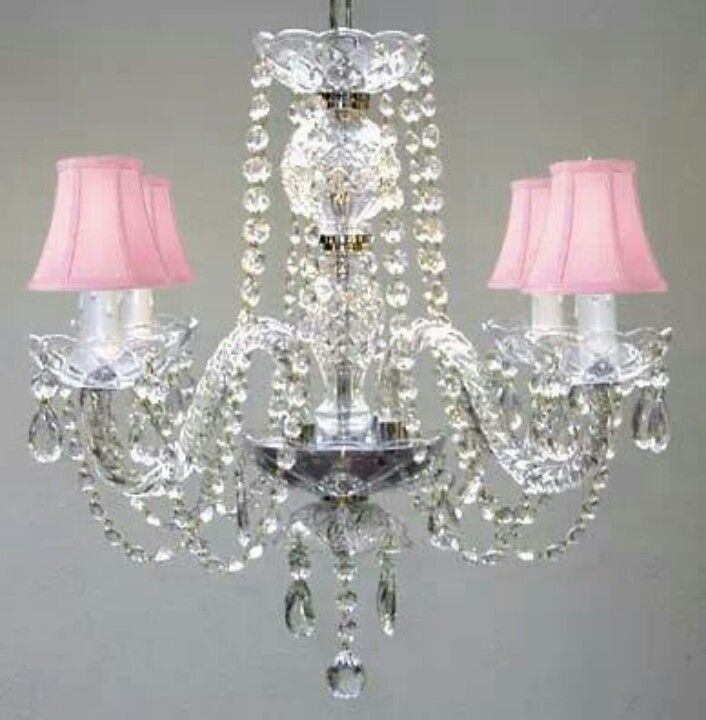 Bellini has tons of lamps like this one to make the perfect addition to you child's dream princess suite!
