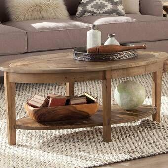 Bess Couchtisch mit Stauraum – living room