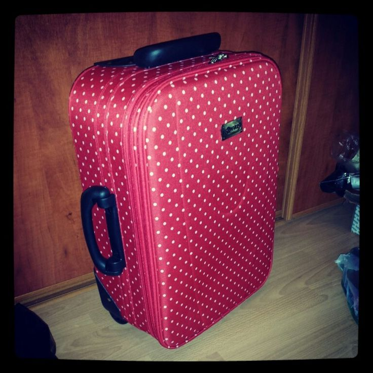 ●●my new suitcase●●