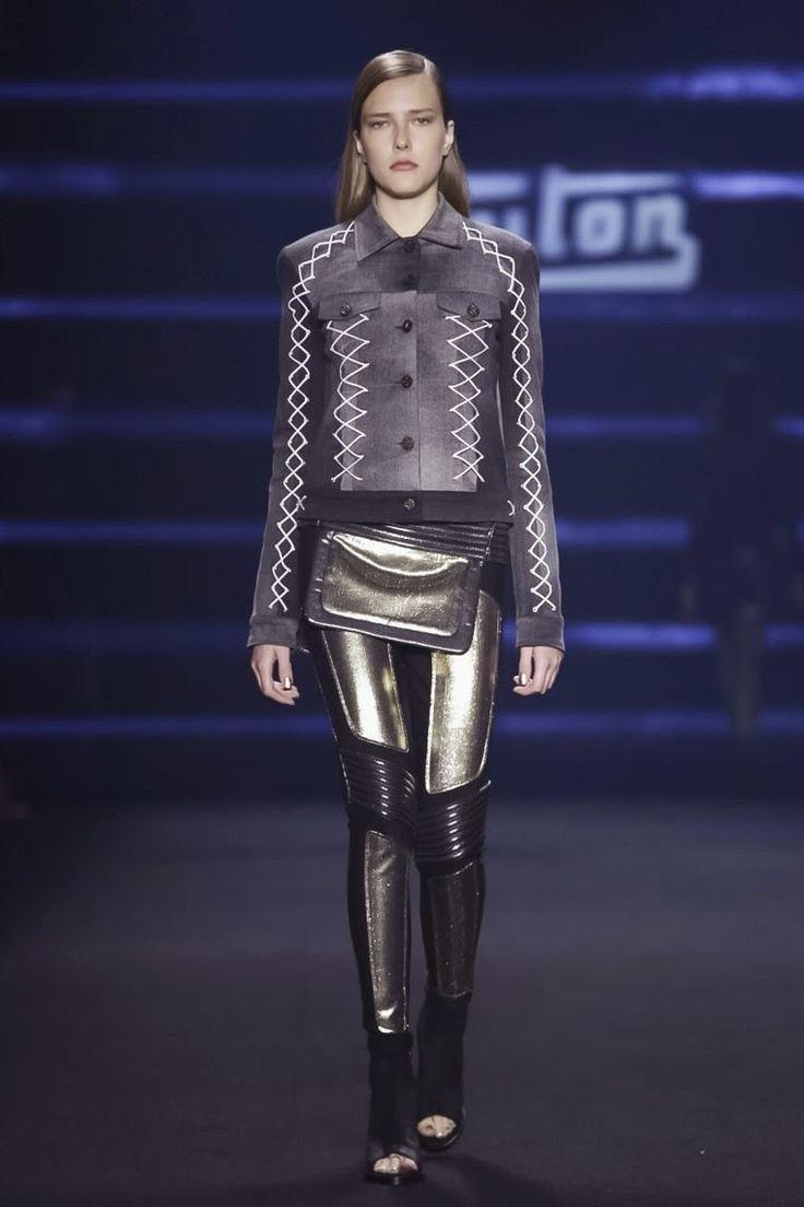 TRITON - Fall Winter 2015 - Sao Paulo Fashion Week
