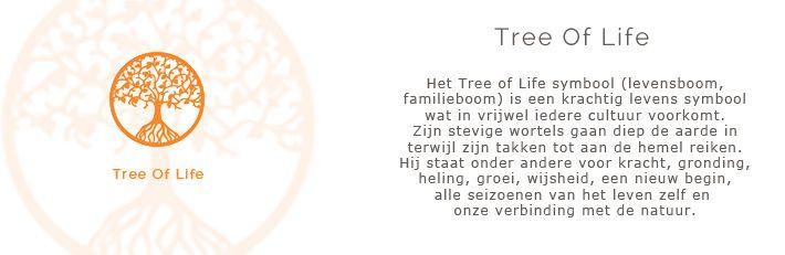 tree of life symbool betekenis