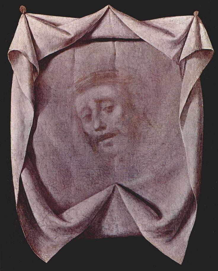 Франсиско де Сурбаран. Святой лик, 1631 г.