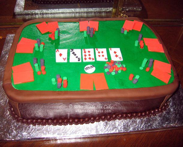 GROOMS WEDDING CAKE -
