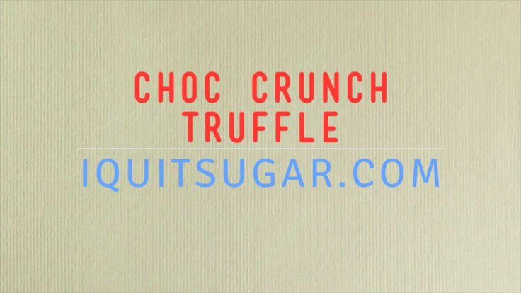 Choc Crunch Truffle