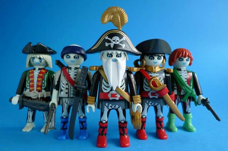 Playmobil pirates ghost