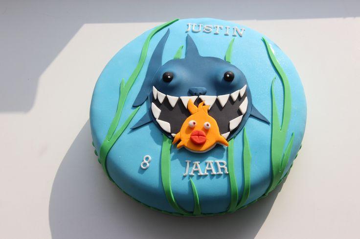 Haai taart