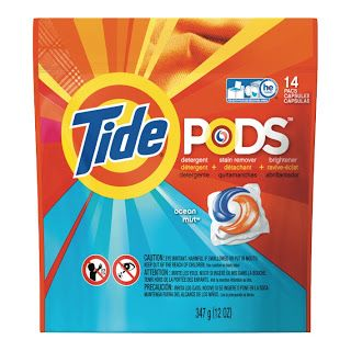 Coupons et Circulaires: .99¢ TIDE PODS