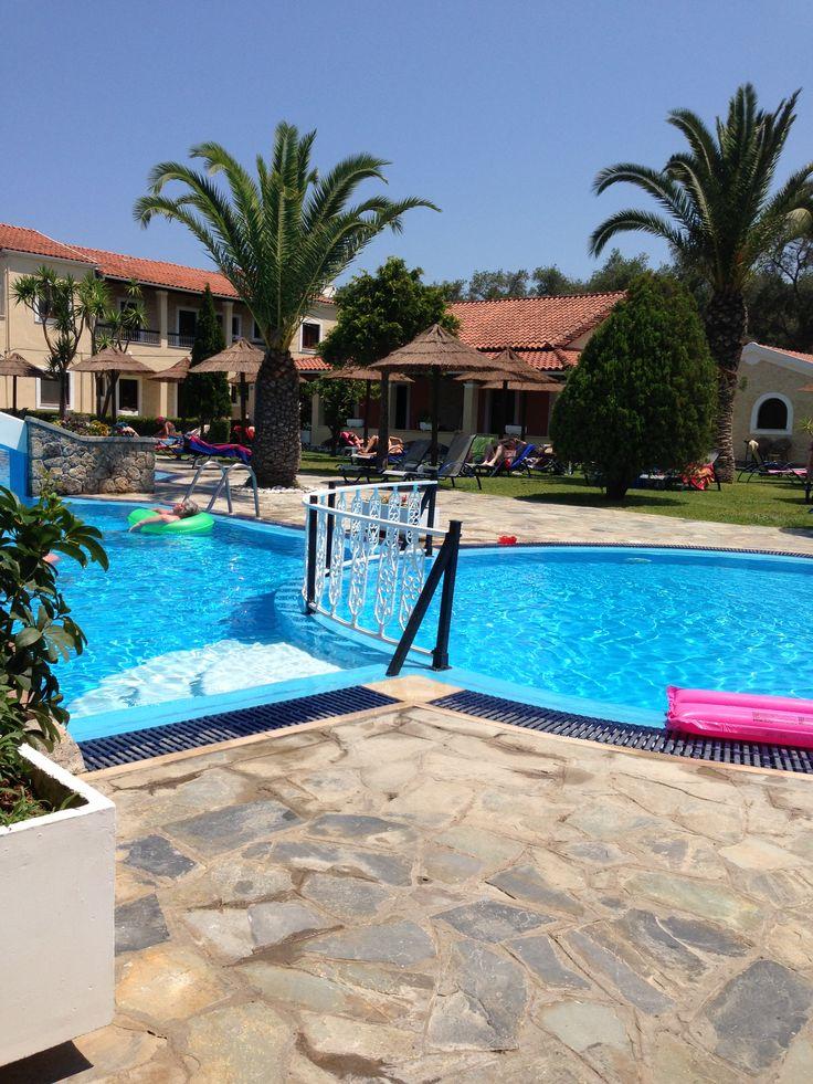 Morning in Roda, Corfu #sun #relaxation