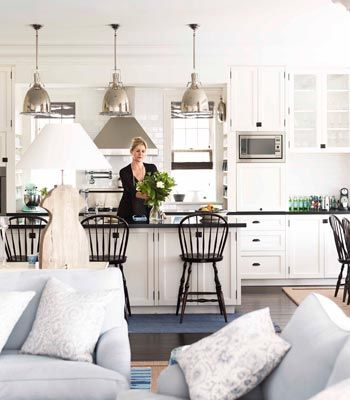 Tuesday Tour: Hamptons home in Sydney | nooshloves