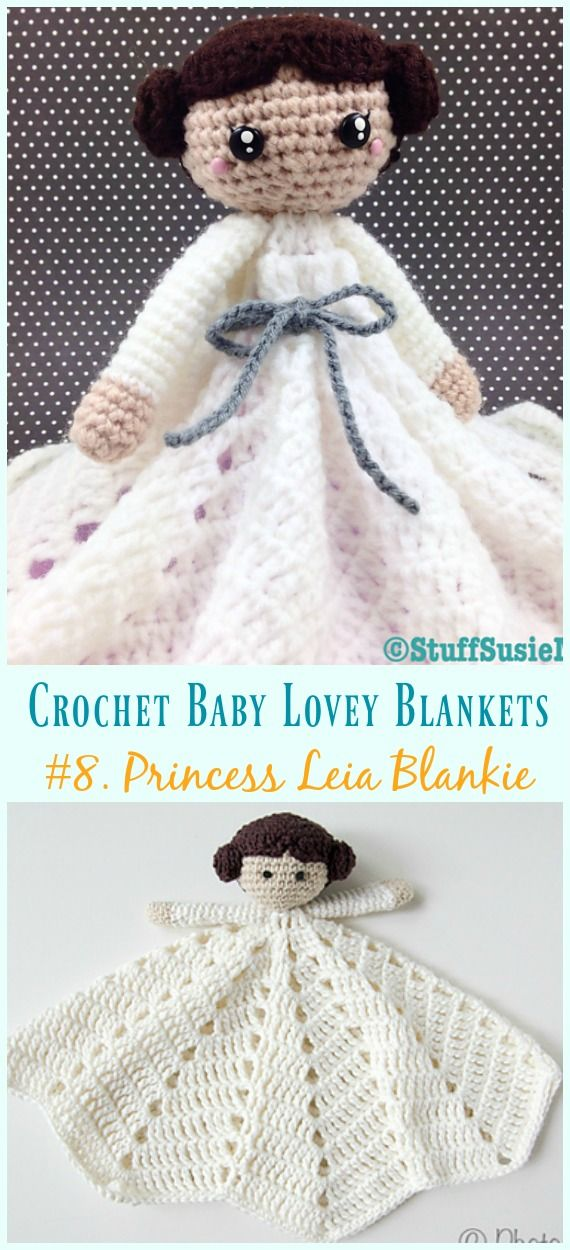 Baby Lovey Blanket Free Crochet Patterns Crochet And Knitting