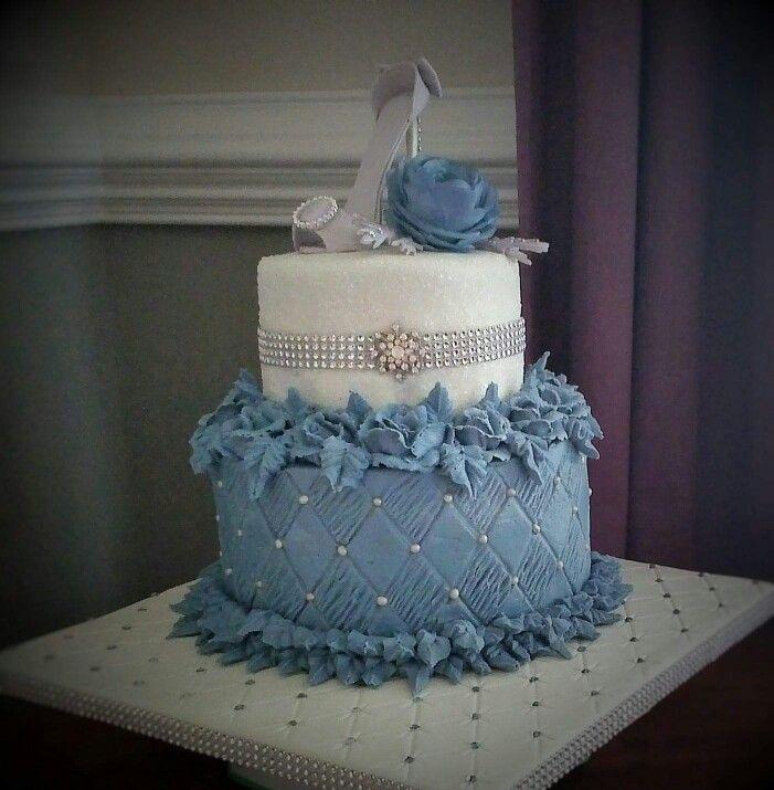 Demin And Diamonds Not My Cake Cake Tastic Pinterest