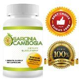 Pure Garcinia Cambogia Weight Loss Extract-1 Month Supply