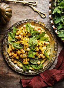 Hummussalaatti | K-Ruoka #hummus #kukkakaali