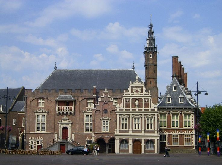 Haarlem Stadhuis. Where my parents, their parents, and a majority of my family has gotten married.