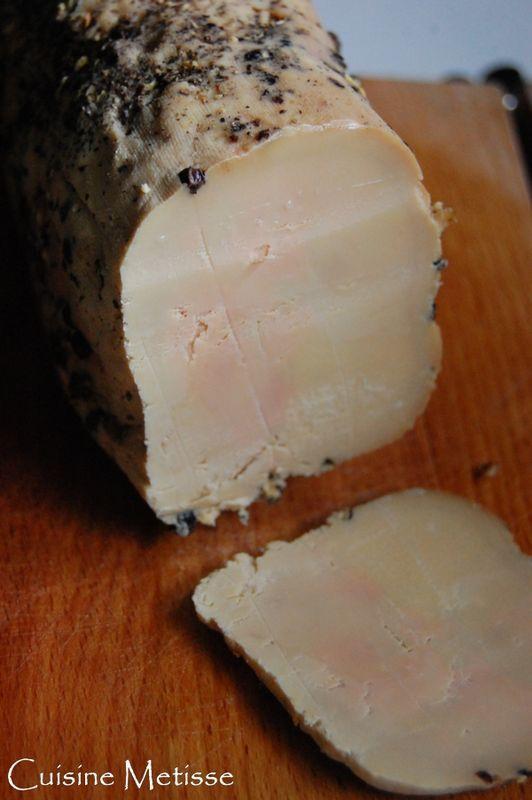 Foie Gras maison, absolument parfait, sans cuisson ! | Cuisine Metisse