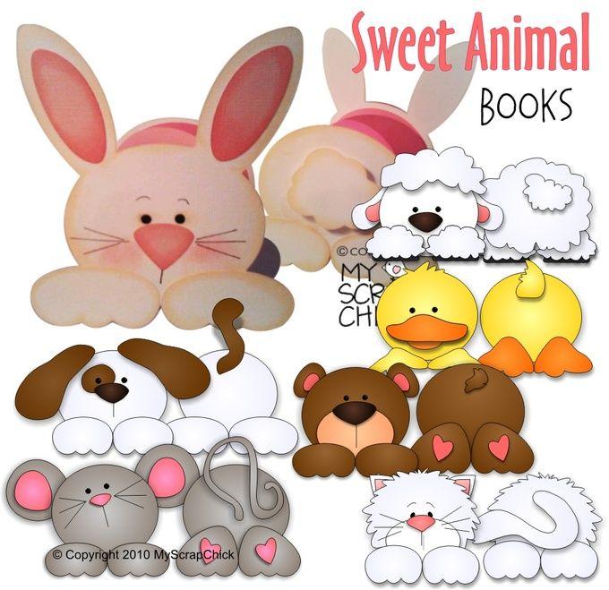 Sweet Animal Books