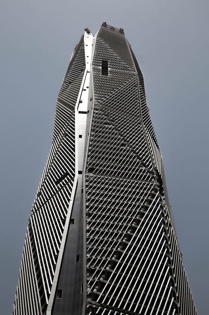CMA Tower by HOK in Riyadh, Saudi Arabia