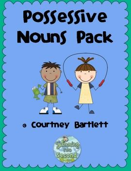 Teach possessive nouns with a teaching poster and a fun game for your students. This pack also features a possessive noun flip book.Pack is als...: Free Possessive, Teaching Possessive, Teaching Poster, Possessive Nouns, Flip Books, Language Art, Flip Book Packs, Nouns Games, Fun Games
