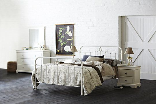 St Germain Queen Bed Frame main product image 1