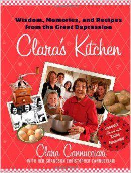 Clara S Kitchen Depression Recipes