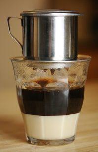 Vietnamese coffee filter