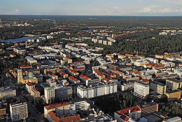 Oulu, Northern Ostrobothnia - Pohjois-Pohjanmaa - Norra Österbotten Finland