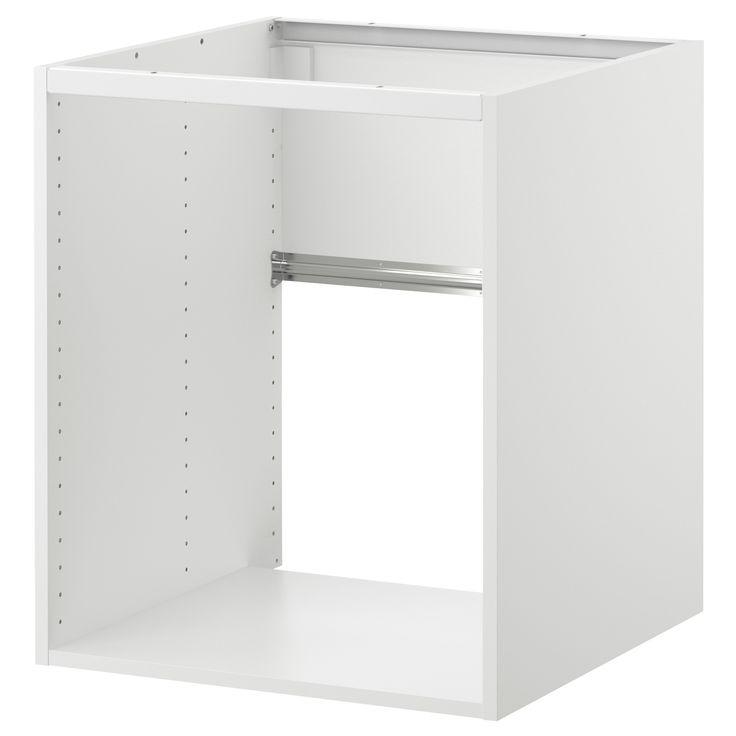 Die besten 25+ Ikea spülschrank Ideen auf Pinterest - ikea k che faktum wei hochglanz