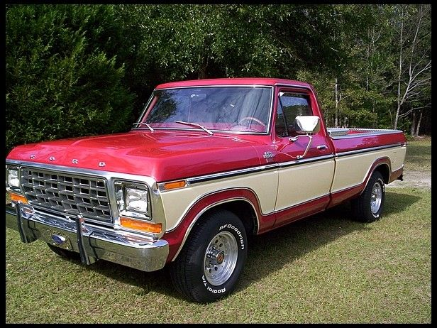 1979 Ford F100 Lariat Pickup $13,000 | Cars I Should have ...