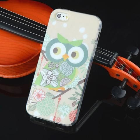 Soft Case For Apple iPhone 5, 5S