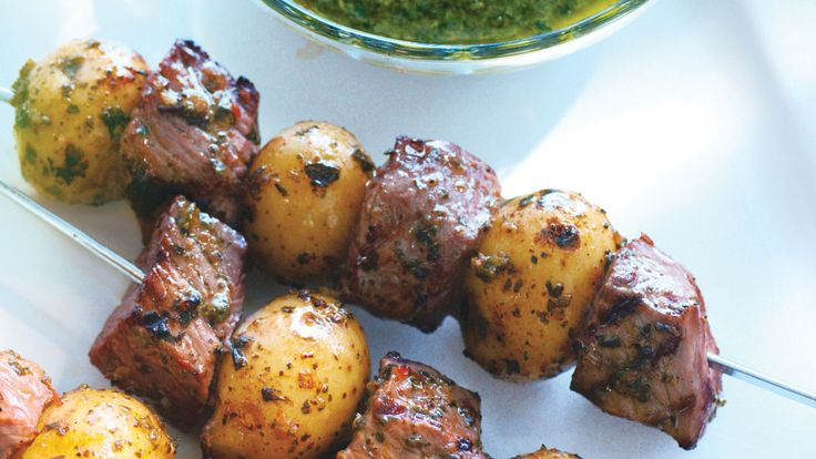Peruvian-Beef-_-Potato-Kebobs-BFFA | Shish Kabobs ...