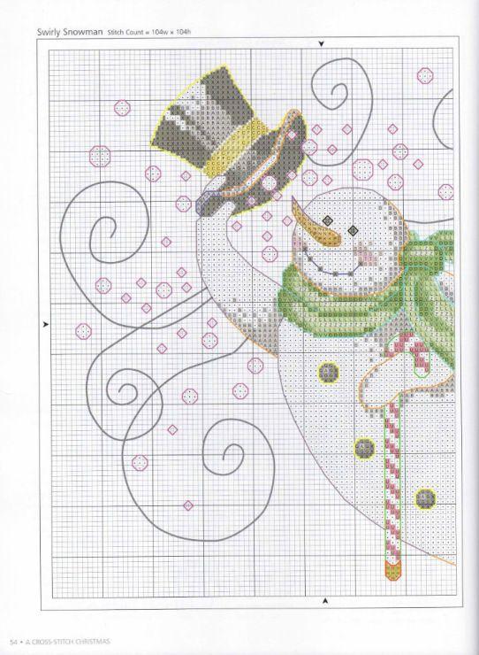 "Gallery.ru / Фото #54 - ""A Cross Stitch Christmas - Seasonal Sensations"" - ravi"