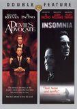 The Devil's Advocate/Insomnia [DVD]