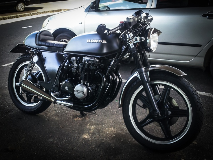 1979 cb650z - going to change this into a cafe racer - page 2