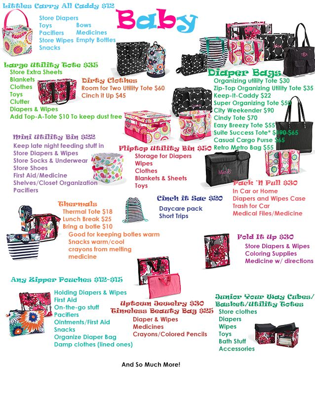 Thirty one products thirty one and babyshower on pinterest