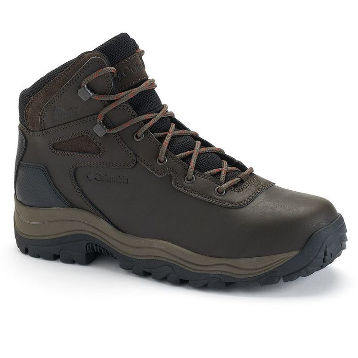 Columbia Canyonville Mens Waterproof Hiking Boots Size