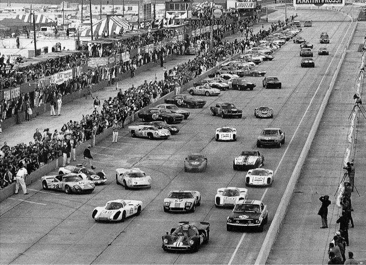 1964 Ford GT40 - Milestones
