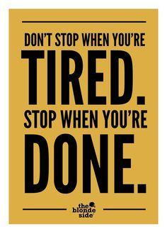 Keep going. #iamacreativ