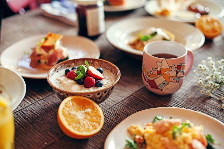 Завтрак в Jamie's Italian #food #breakfast #jamiesitalian #jamieoliver #yummy #morning #fresh #beauty
