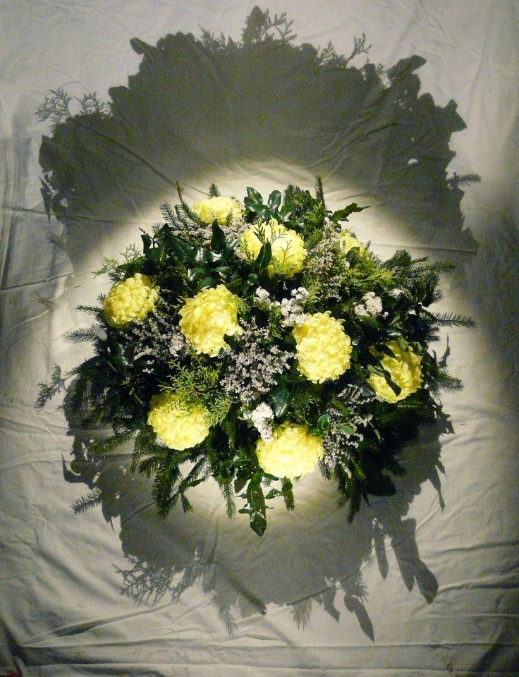 Kytice s umělými květy | Bunch with artificial flowers