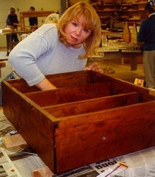 I Love wood working too!!