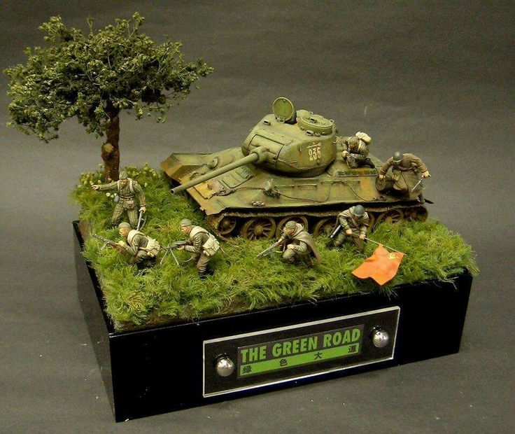 1202 best military in scale images on pinterest diorama for Scale model ideas