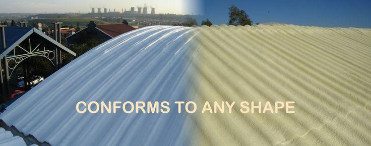 Spray Polyurethane Foam Insulation South Africa - Roof Insulation - Floor Insulation - Closed Cell Insulation Foam