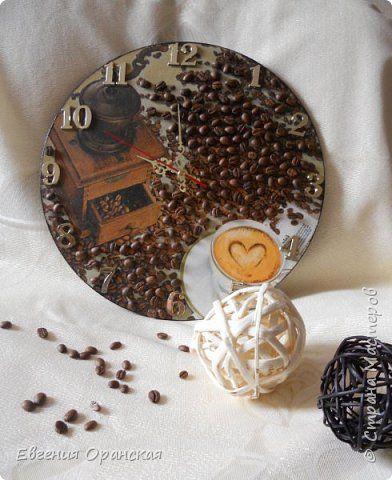 Декор предметов Декупаж Часы обложки и всячина Краска Салфетки Фанера фото 1