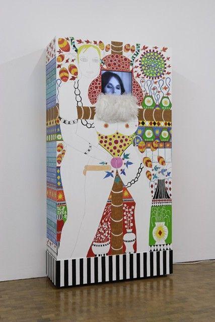 Dorothy Iannone, I Was Thinking of You, 1970