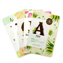 Treat your skin to a range of fresh, wholesome plant extracts with Etude House Alphabet Series I Need You! skincare sheet masks, designed to promote a radiant, smooth complexion. #Mask is made of bamboo pulp material to ensure a tight, comfortable fit. Available in all letters of the alphabet; mix & spell your own message for a cute and creative gift! #etudehouse #skincare #beauty #koreancosmetics #eyecandys